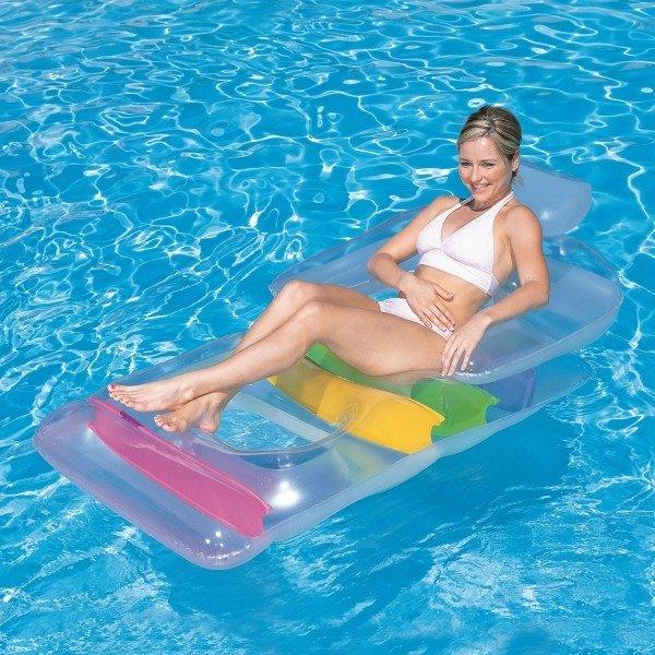 Как сделать матрас для купания